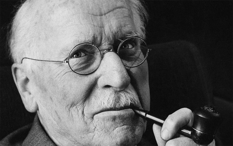 A co na to Carl Gustaw Jung?